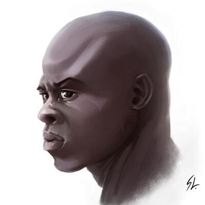 Shaun lindow african male