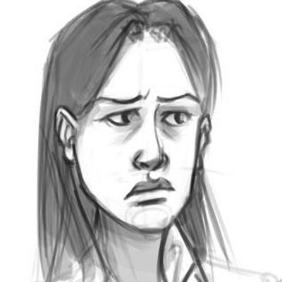 Shaun lindow portrait sketches 2