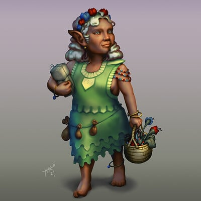 Theo kain dnd gnome1
