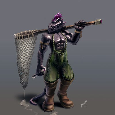 Theo kain dnd dragonborn1
