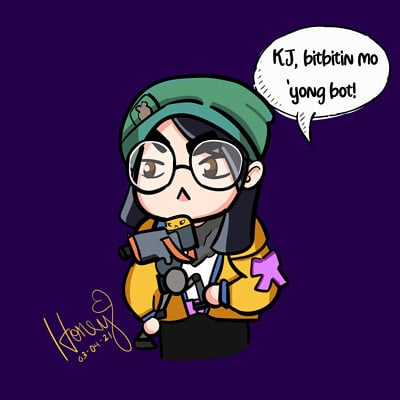 Honey arriola kj bitbitin mo yong bot 01 01