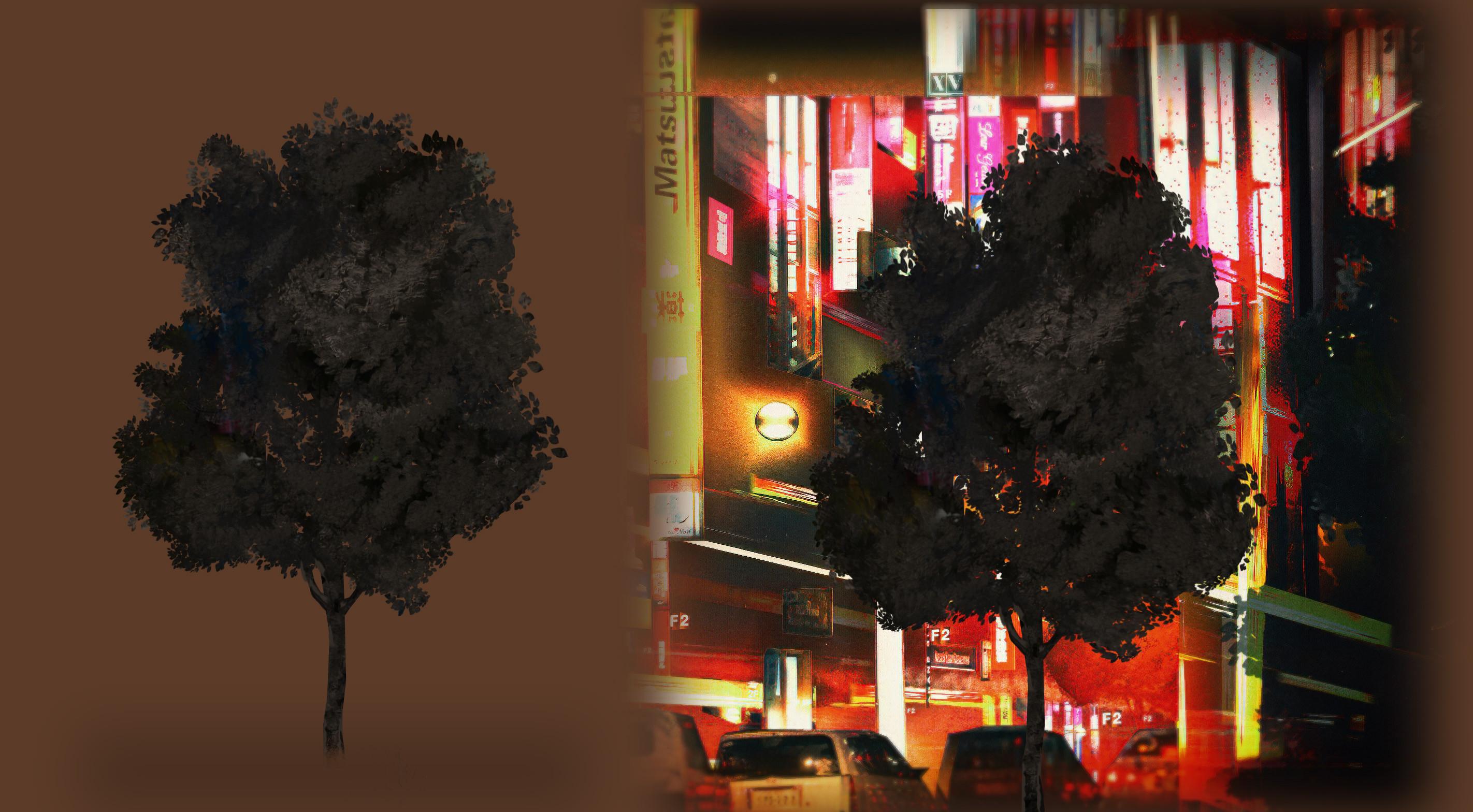 Mordoor Tree