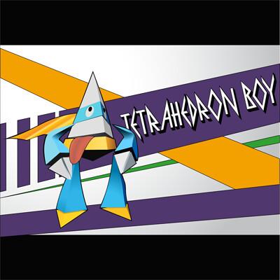 Daniel melendez boelian tetrahedron boy vector pose4 daniel melendez boelian