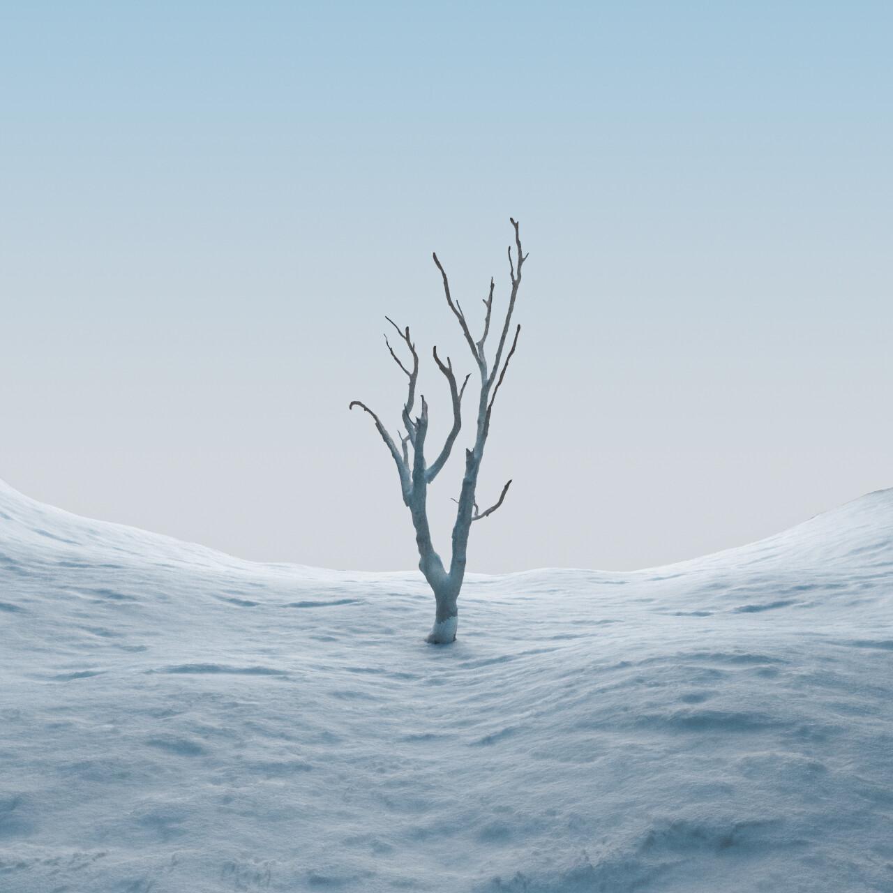 Concept #1 created while exploring animation idea