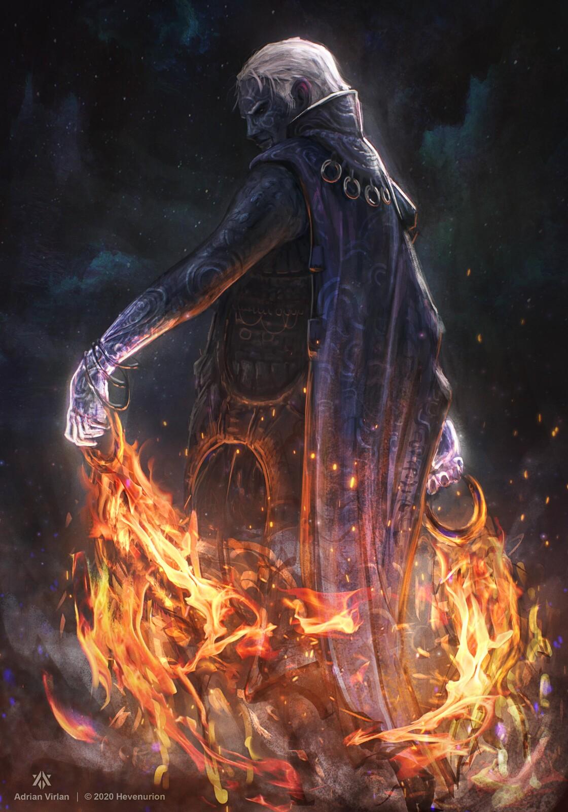 Ga'an - Hevenurion Character
