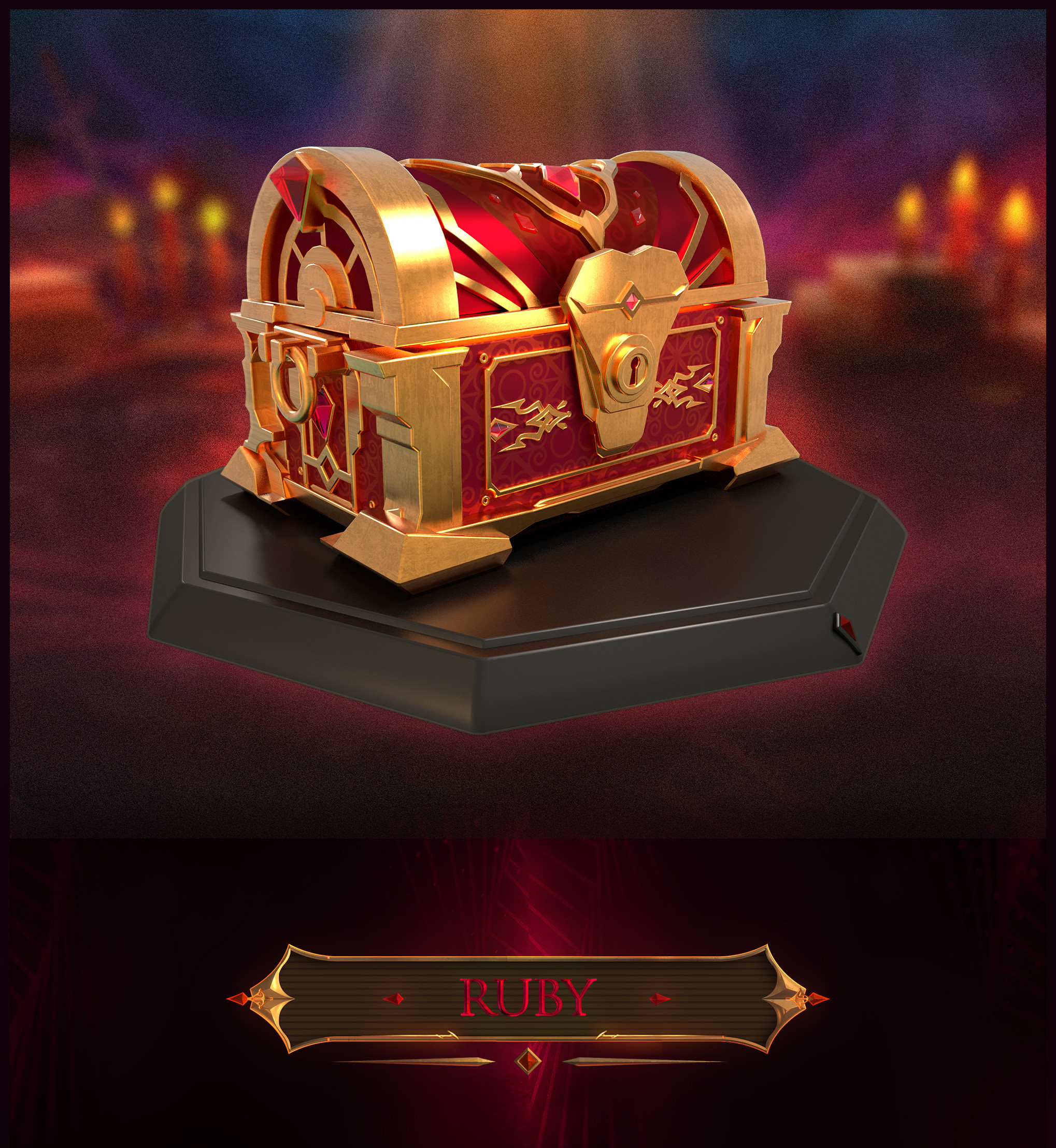 - Fire Chest -