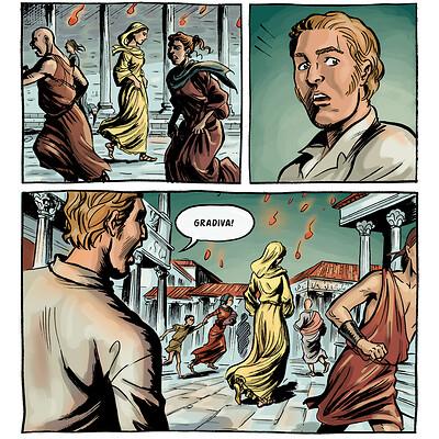 Cecilia latella gradiva page17