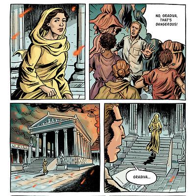 Cecilia latella gradiva page18