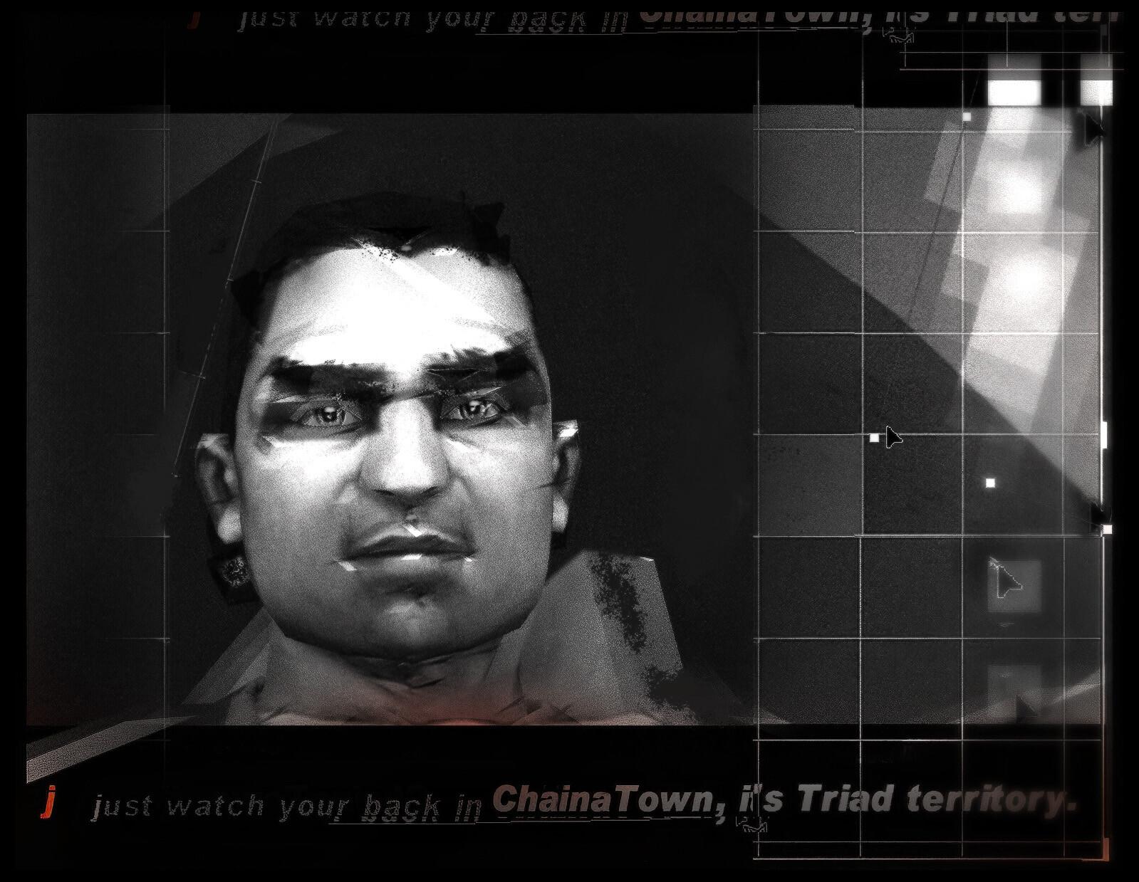 .ChaiNA TRIAND TRIAD CHI-AD-TRI-AD...
