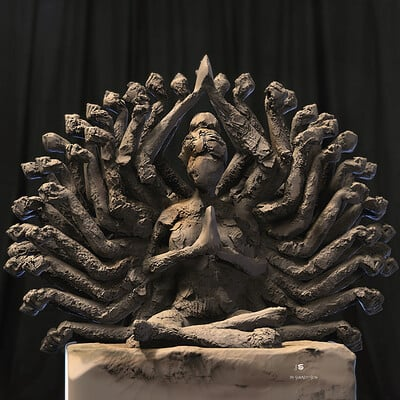 Surajit sen virago digital sculpture surajitsen march2021 ssl