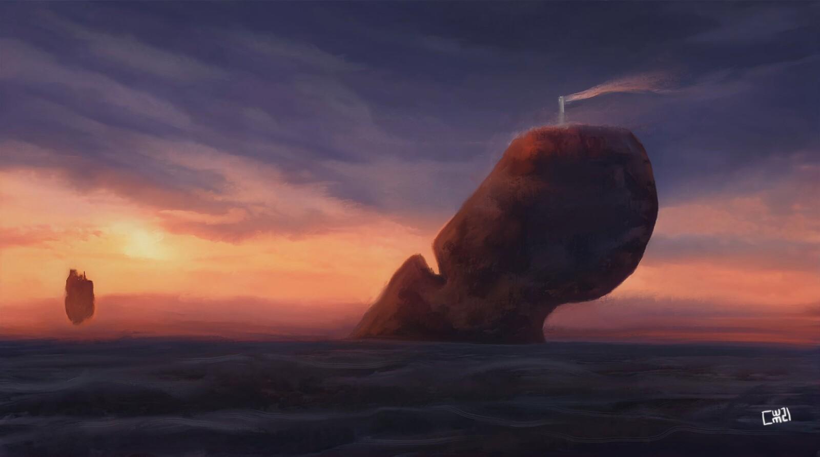 The Warden's Rock