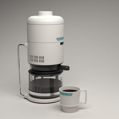 Jared lipscomb nostromo coffeemaker