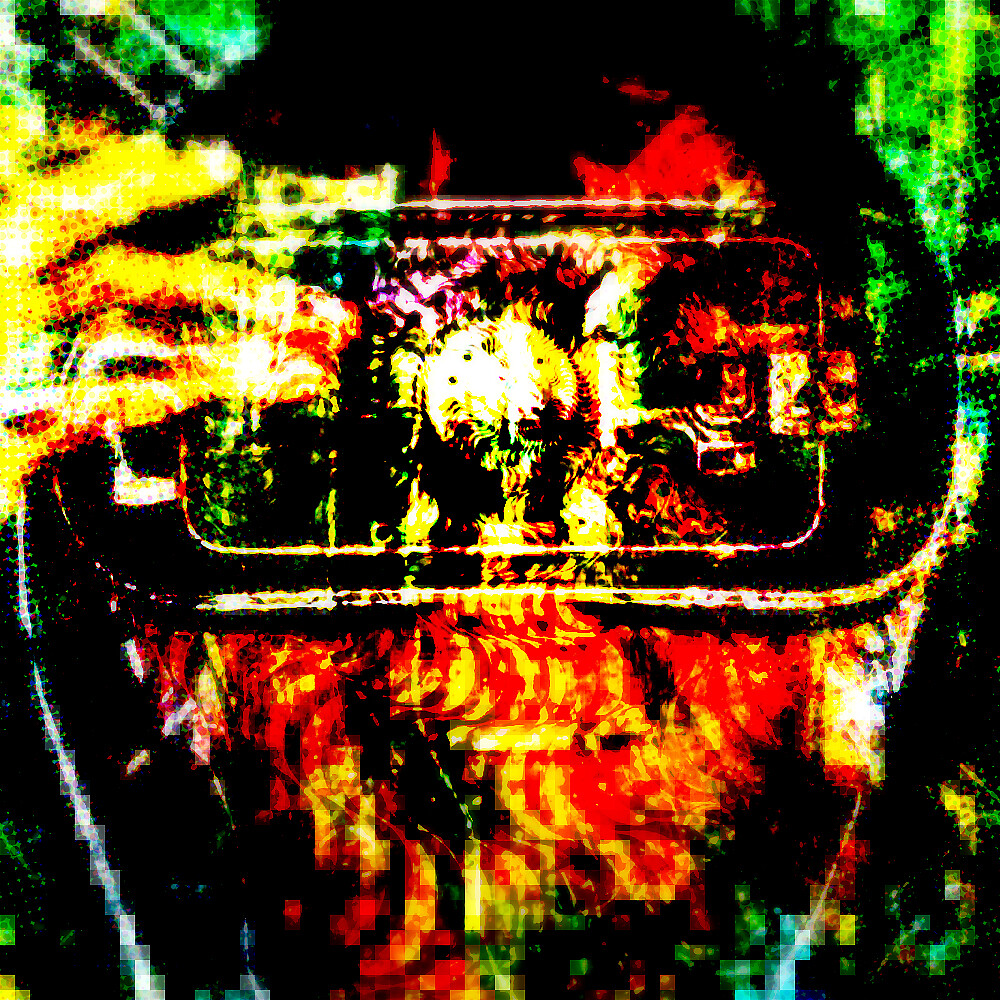 Inside The Mind by Industrial Punk