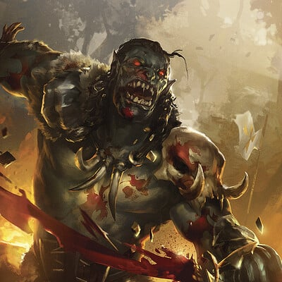 Adolfo navarro alpha rampage flesh blood