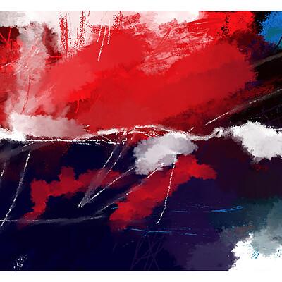 Kartikey kulshreshtha abstract art trial