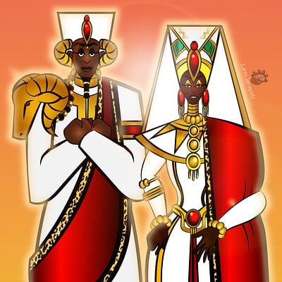Larry springfield jr king n queen
