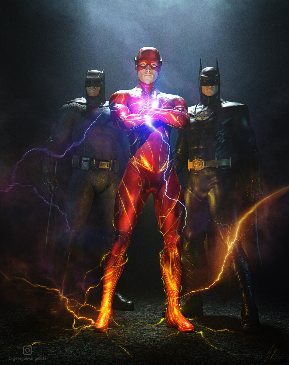 Flashpoint - Ezra, Affleck and Keaton