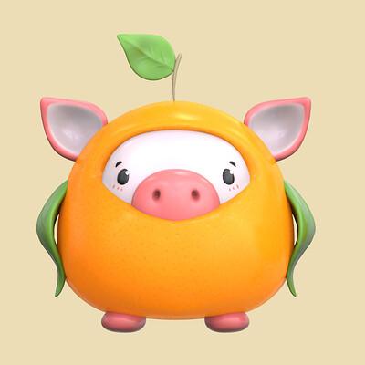 Jia hao starhub cny mascot 01