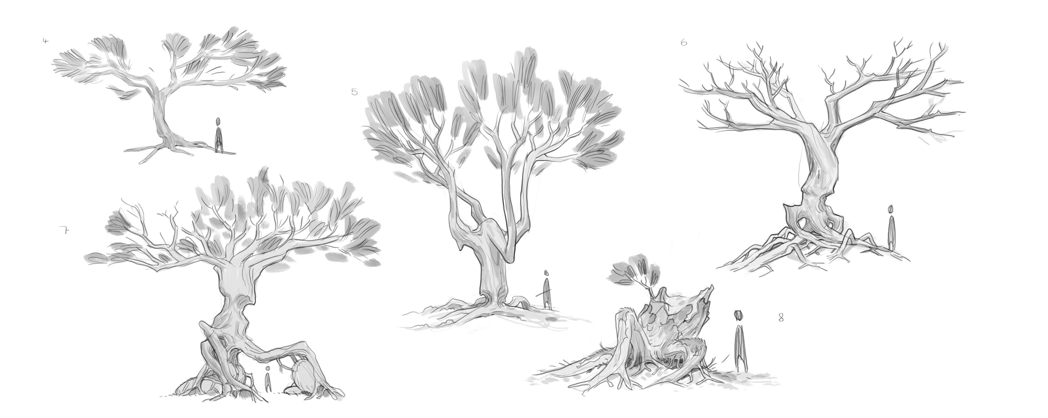 Tree Callouts