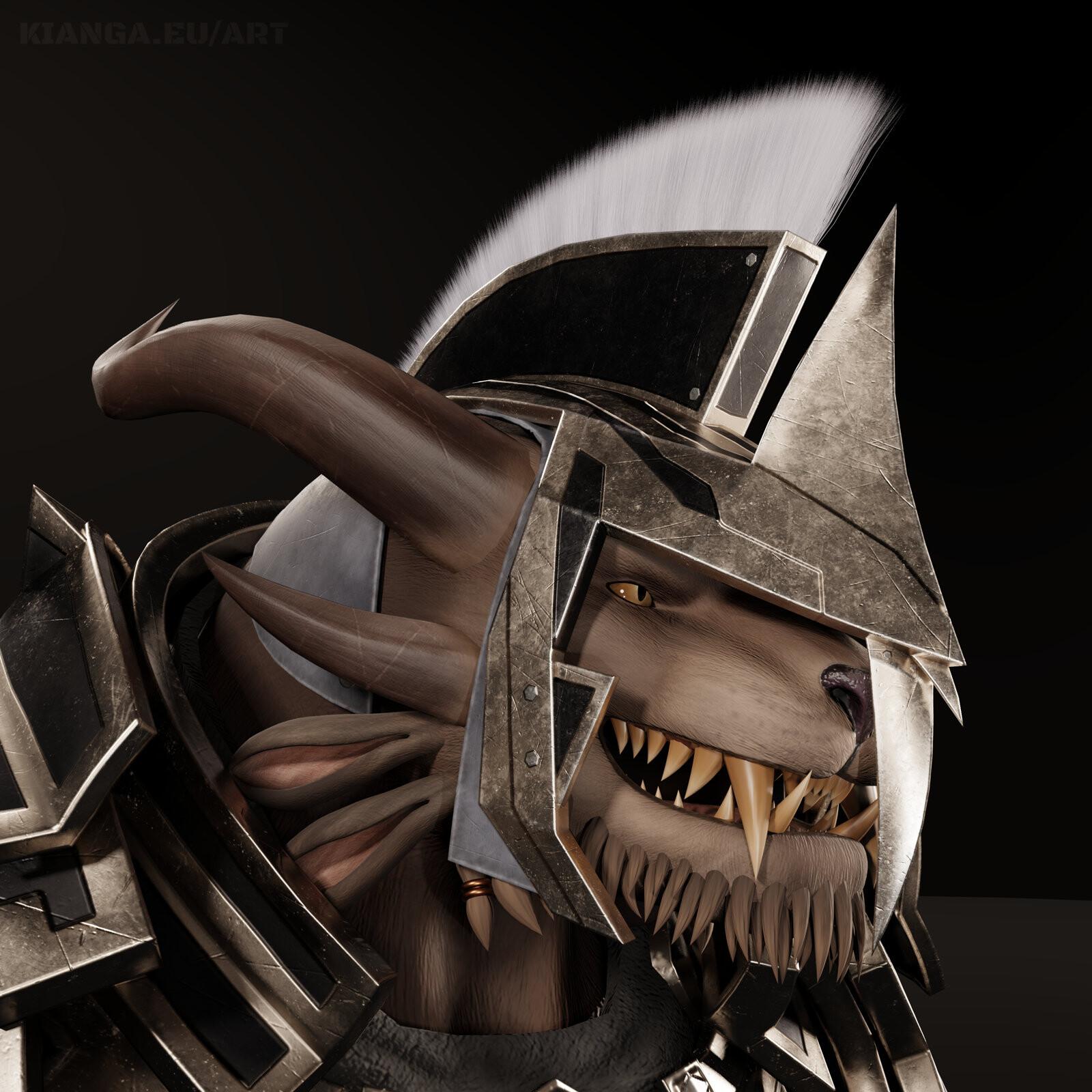 Vigil's Honor Helmet