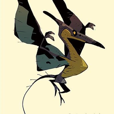 Satoshi matsuura 2021 03 02 pteranodon s