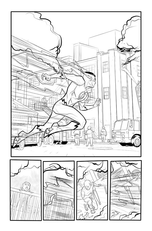 Kid Flash p 2