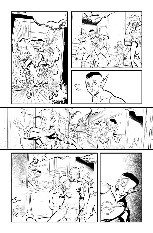 Kid Flash p 5