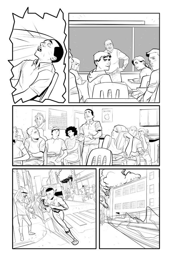 Kid Flash p 11