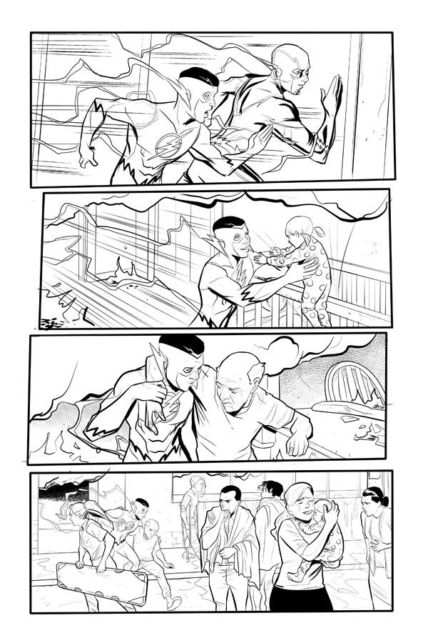 Kid Flash p 19