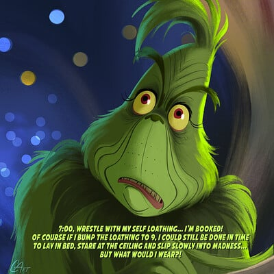 Chris ables the grinch madness 2