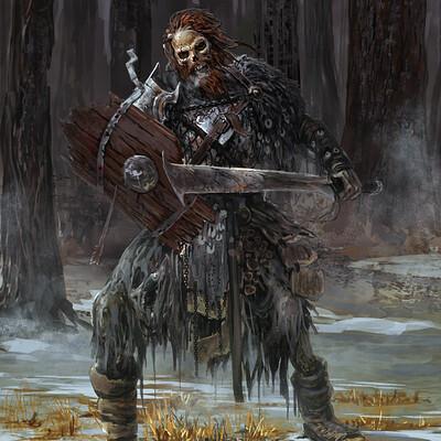 Sax irfan skelrton warrior