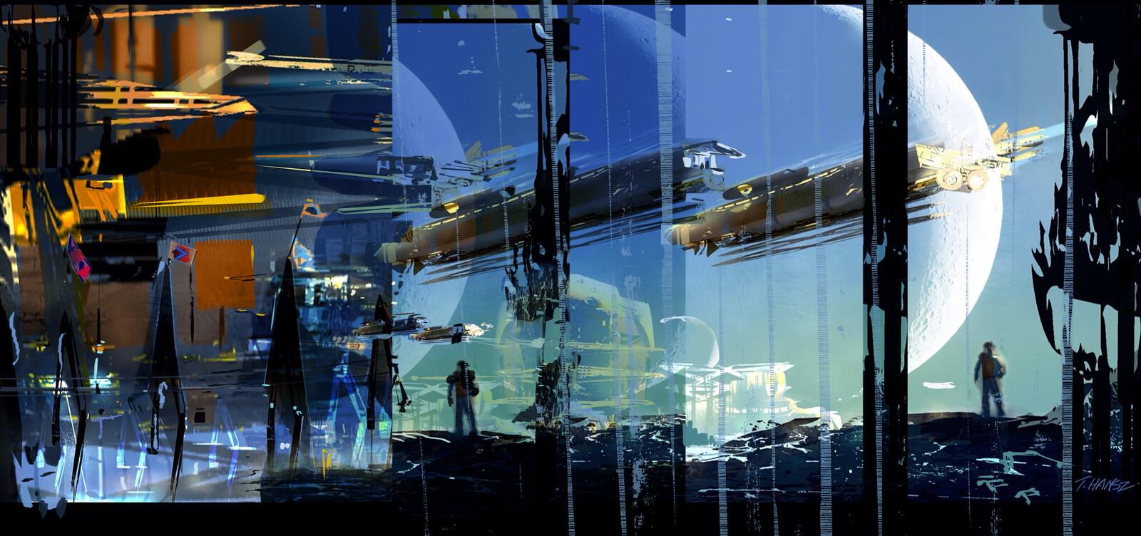Industrial Complex.