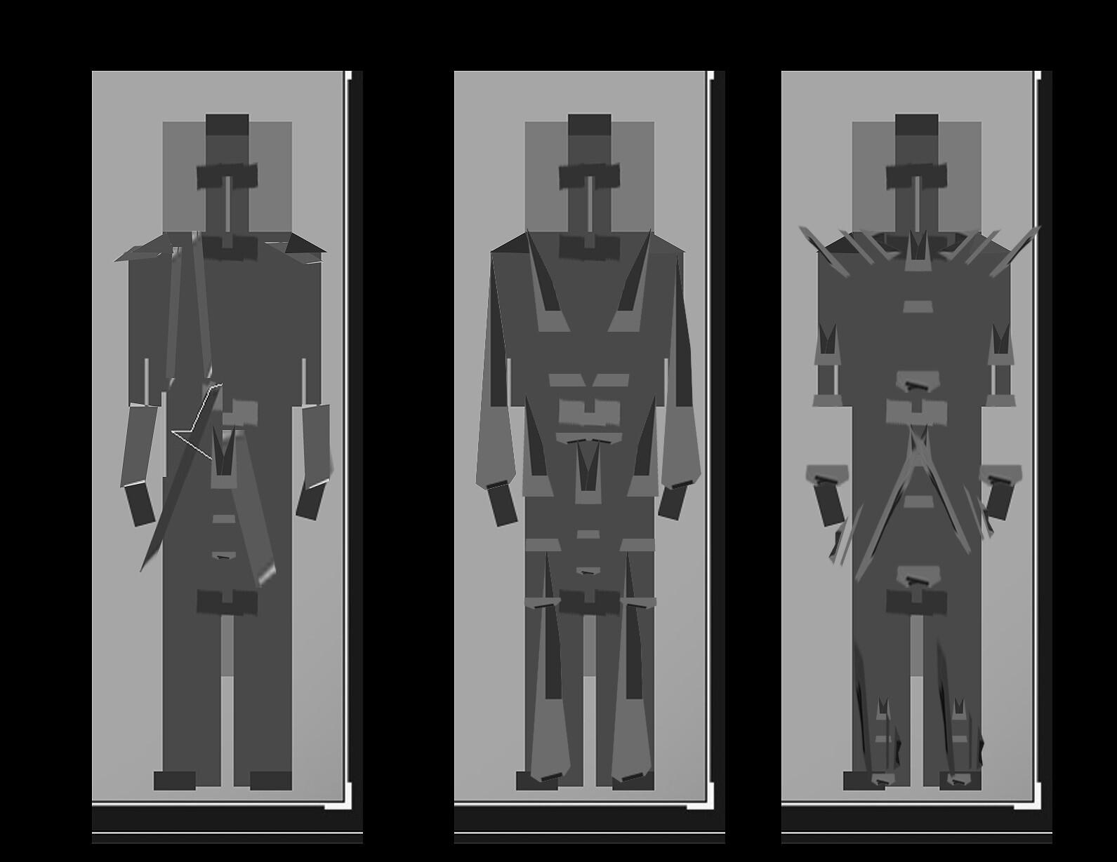 THUMB SKETCH CLOTHING DESIGN.