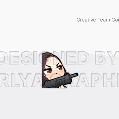 Aerlya graphics sample mahluna emote gun