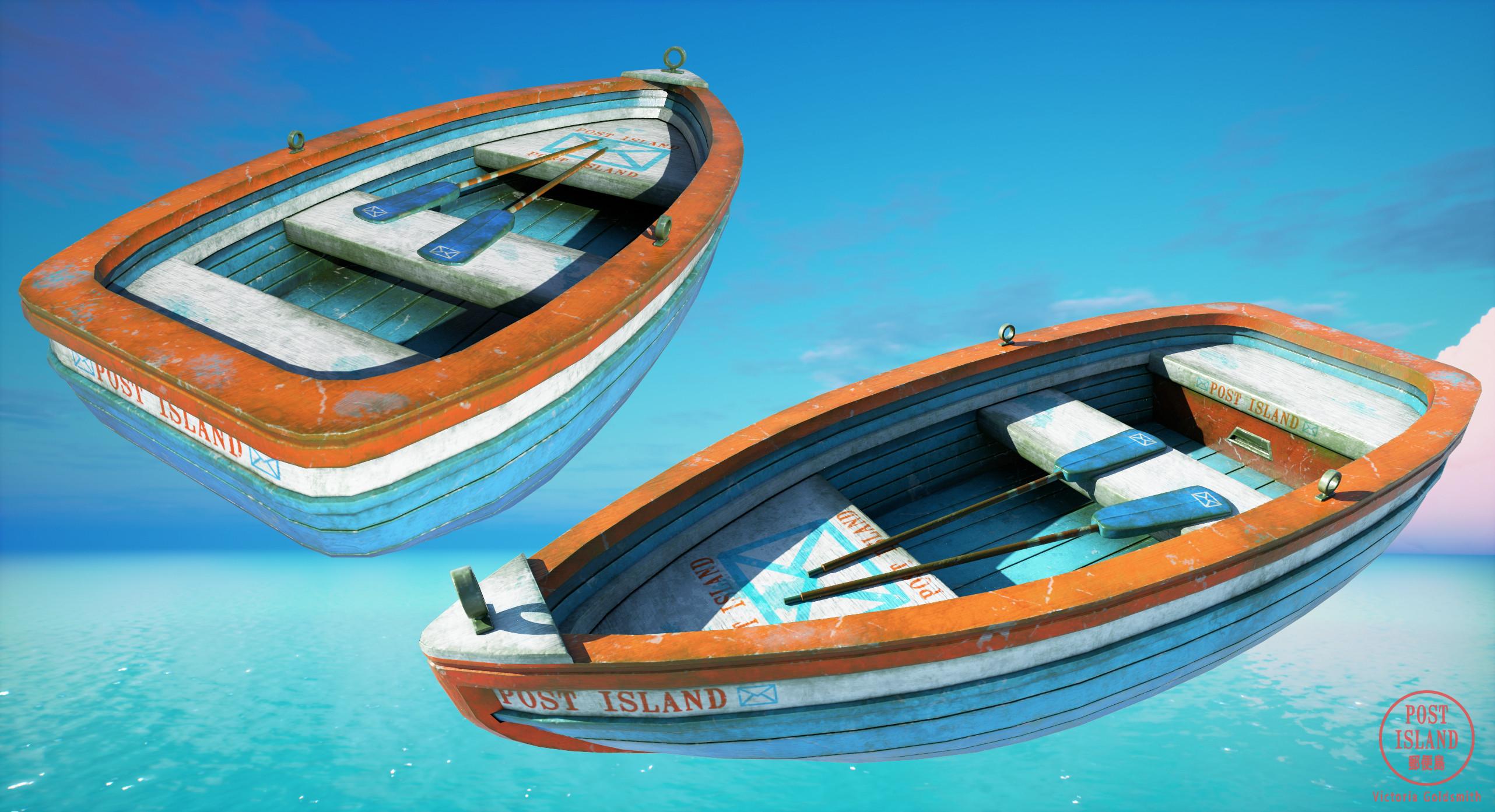 Postman Boat