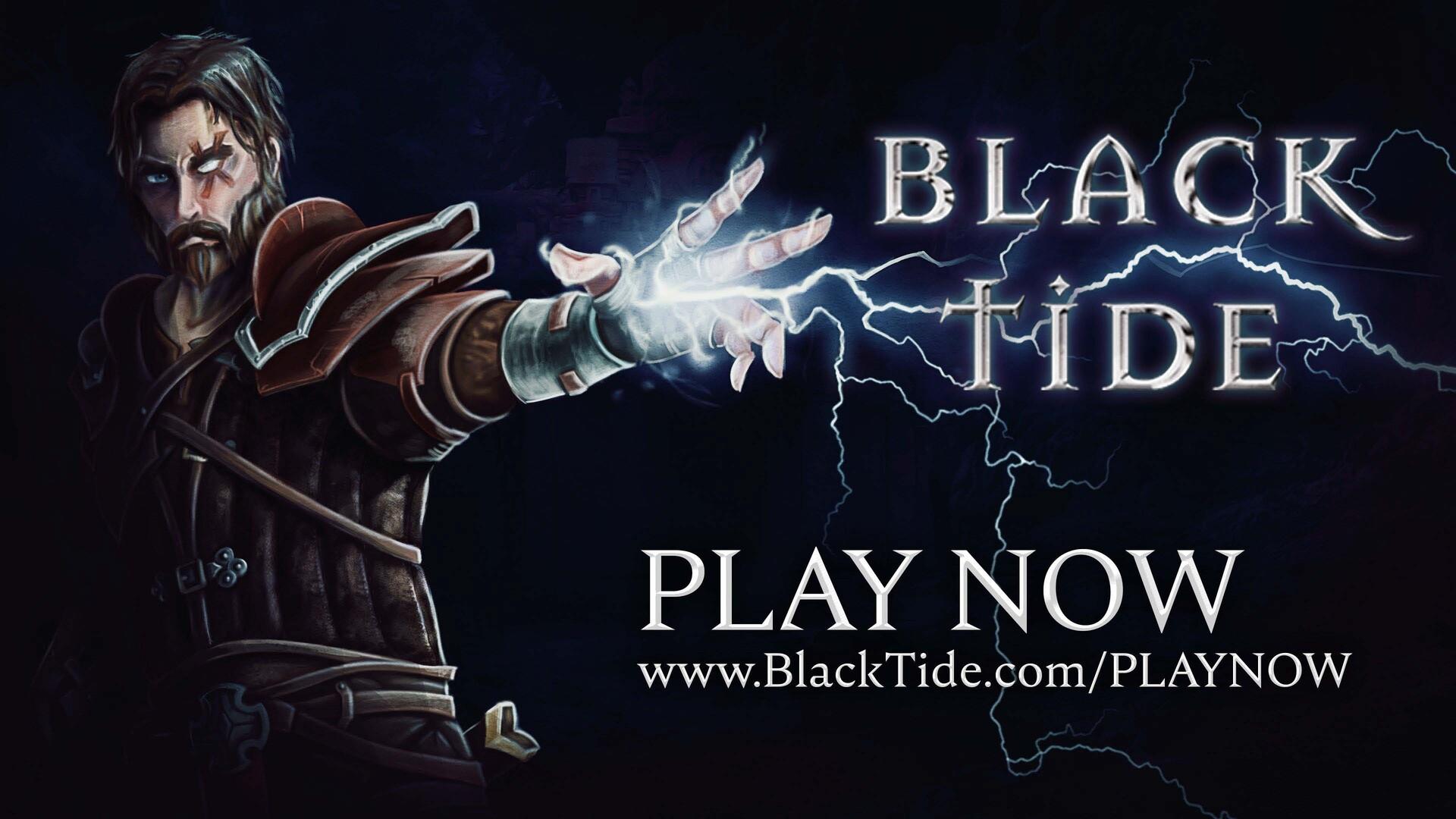 Black Tide - Full Project