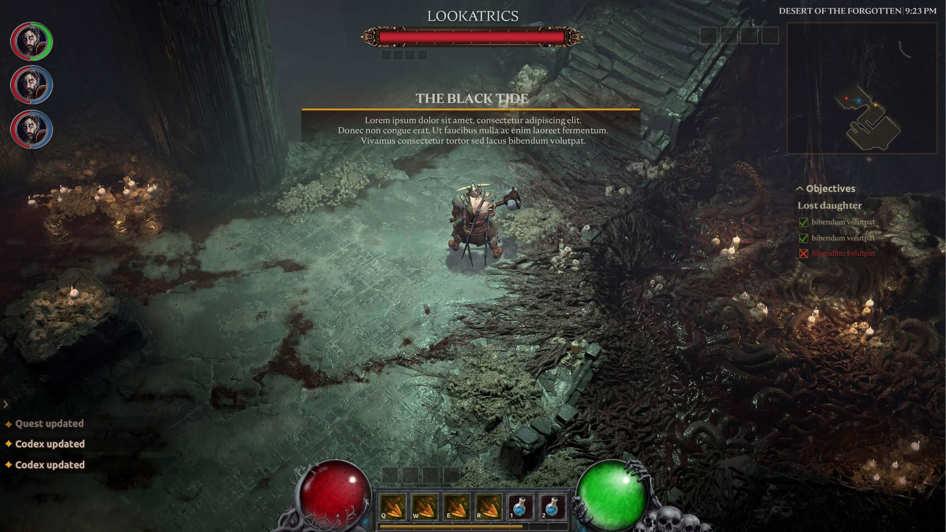 Filler images for general mood credit Diablo 4