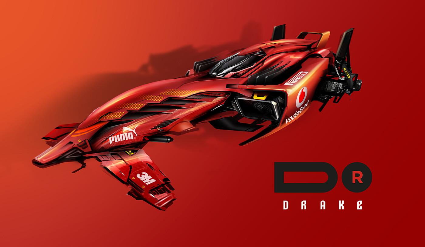 DRAKE International - competition build