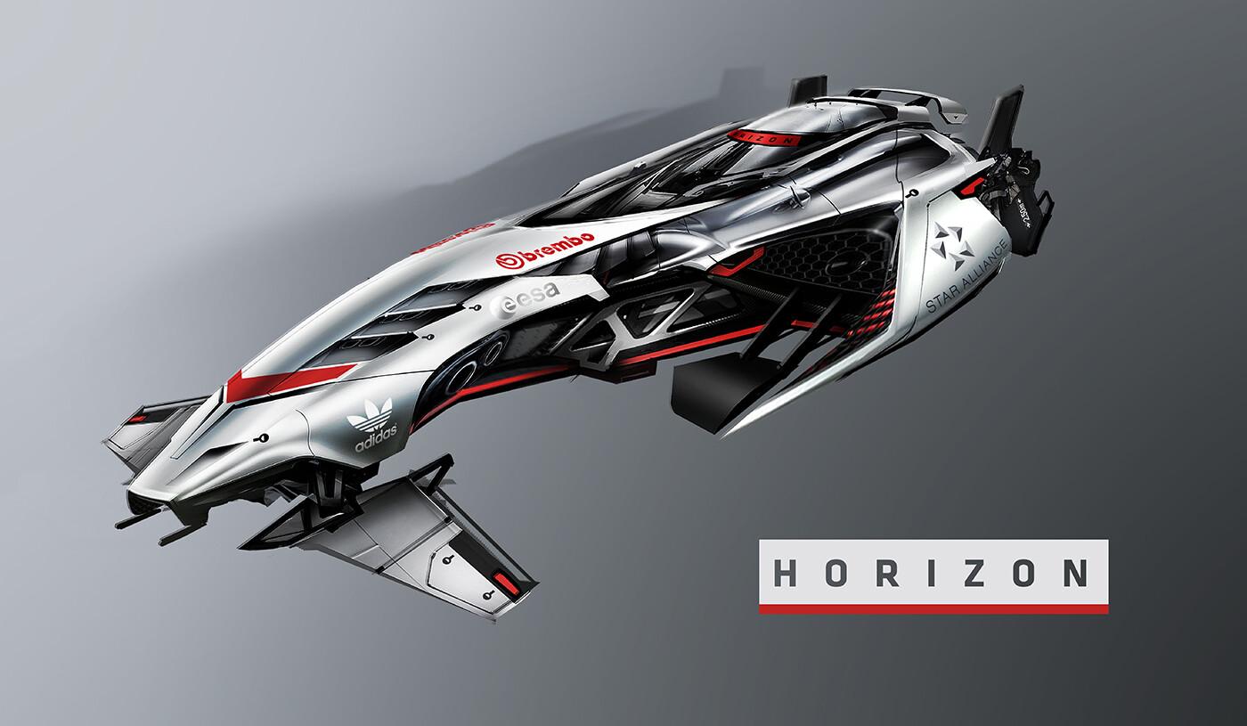 HORIZON Perfomance - competition build