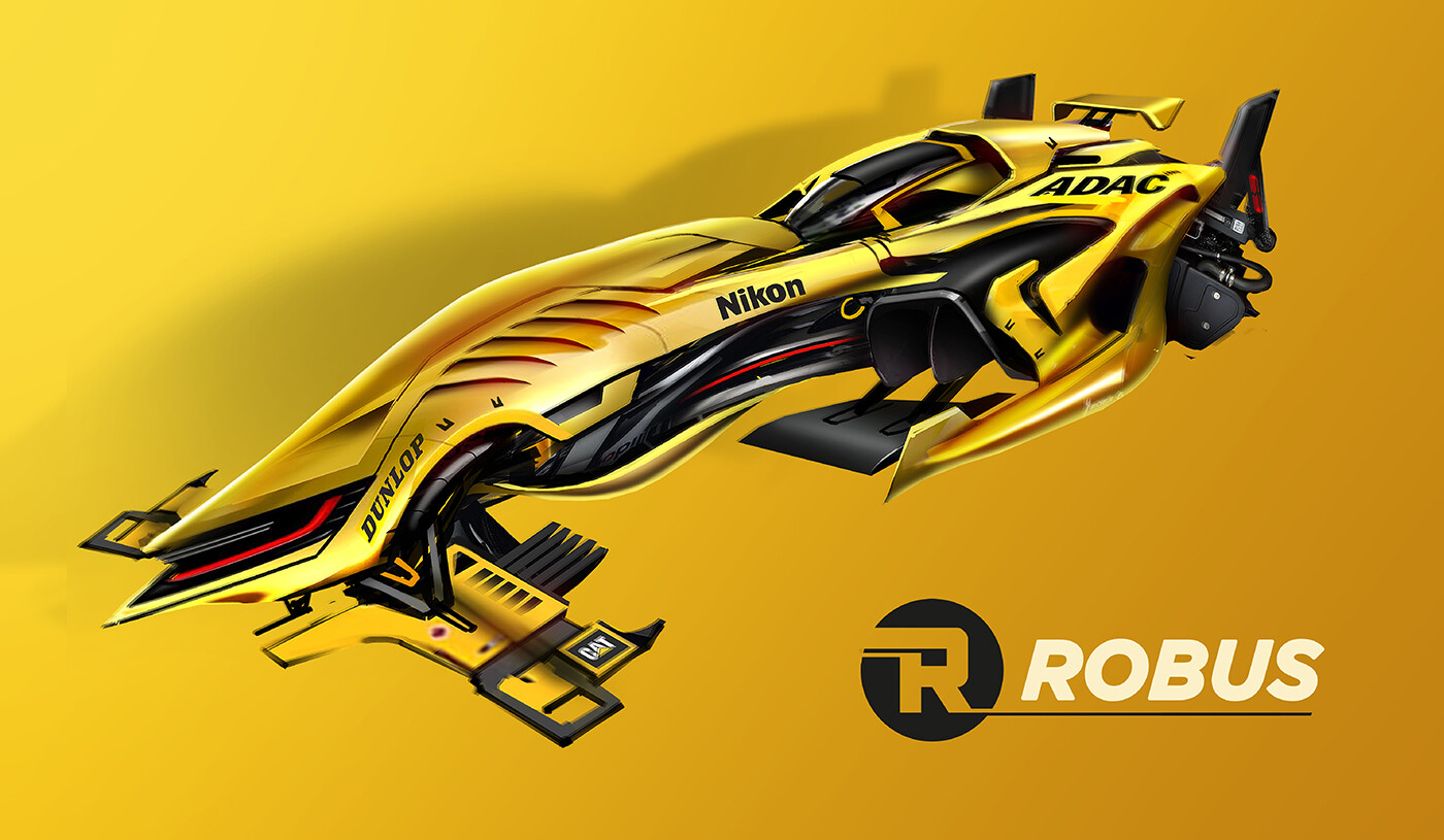 ROBUS Corp. - competition build