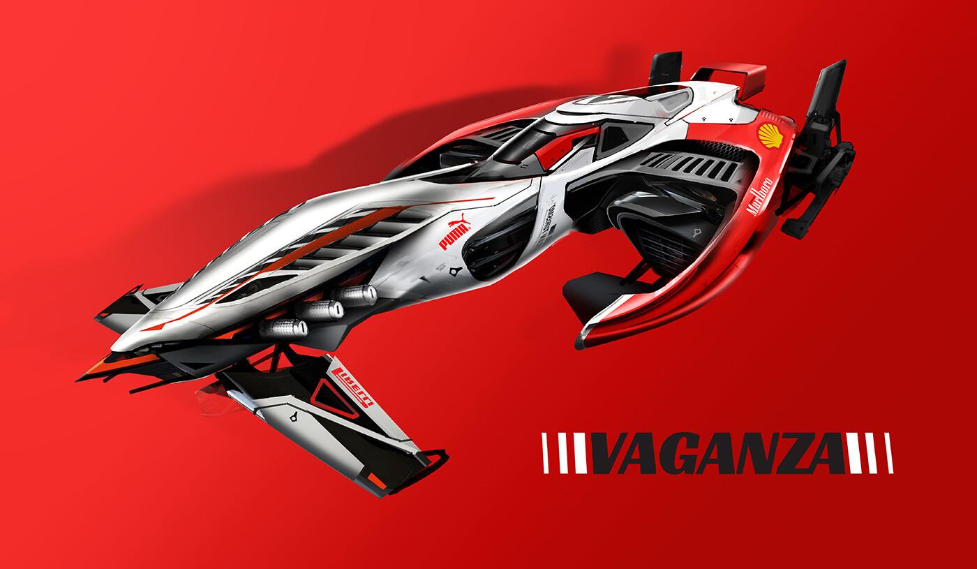 Vaganza Racing - competition build
