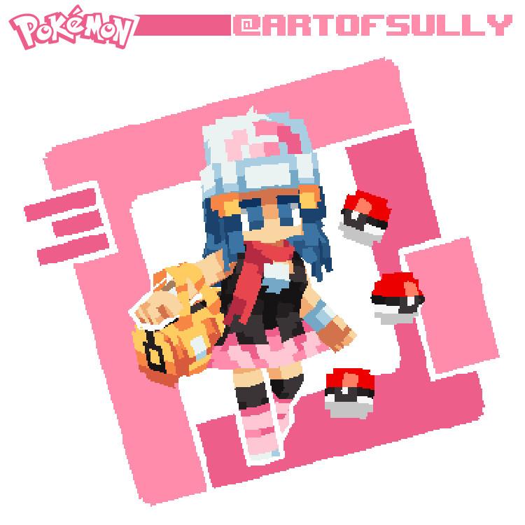 Pokémon - Dawn