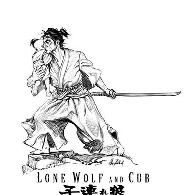 Okan bulbul lone wolf 003