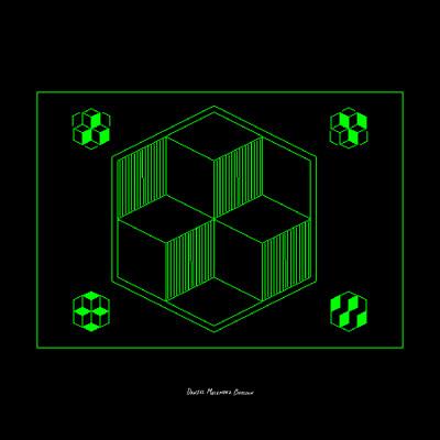 Daniel melendez boelian 80s pc cube example