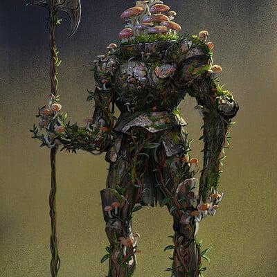 Sax irfan mashroom warrior