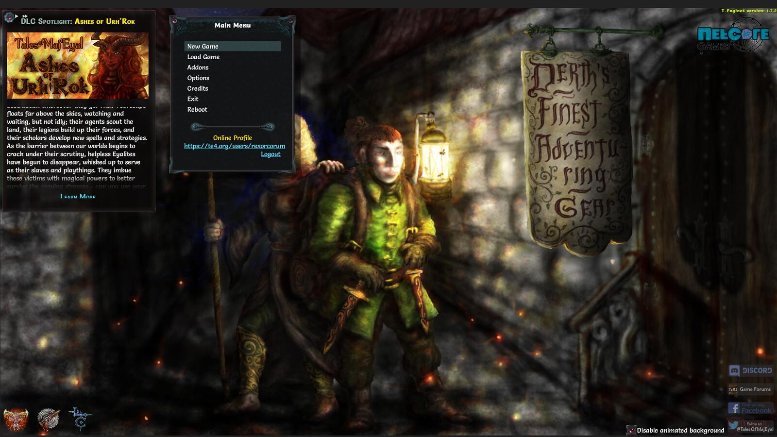 Basalt Spectre UI ingame