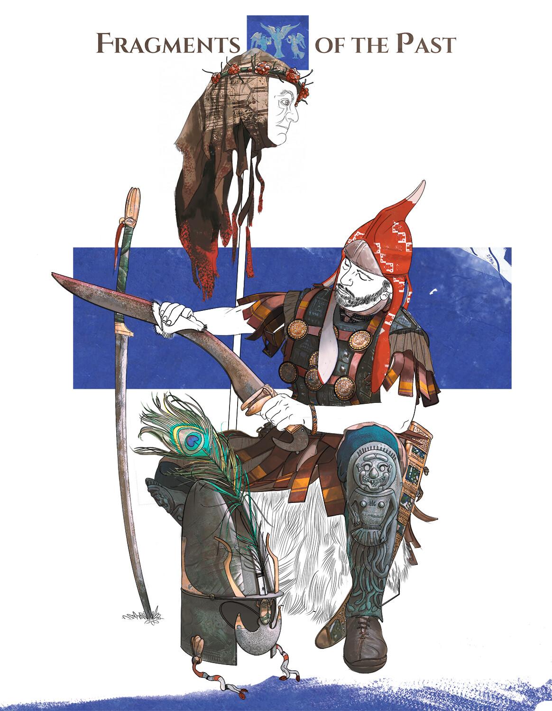 Fragments of the Past - Black Cicadas, the Mercenary