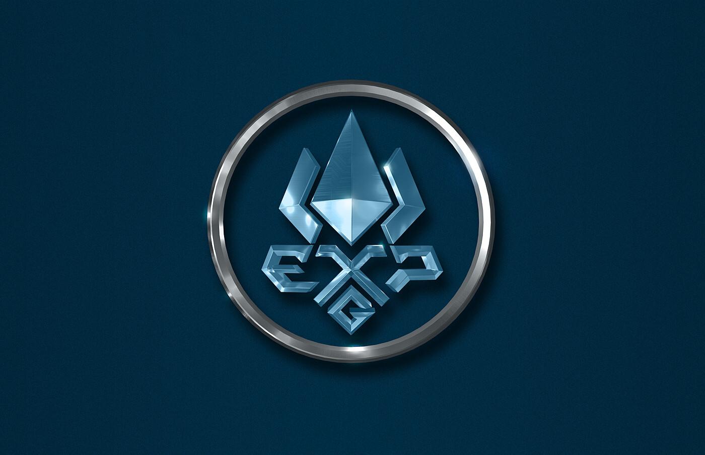 EXP-G - Explorer Germany logo design