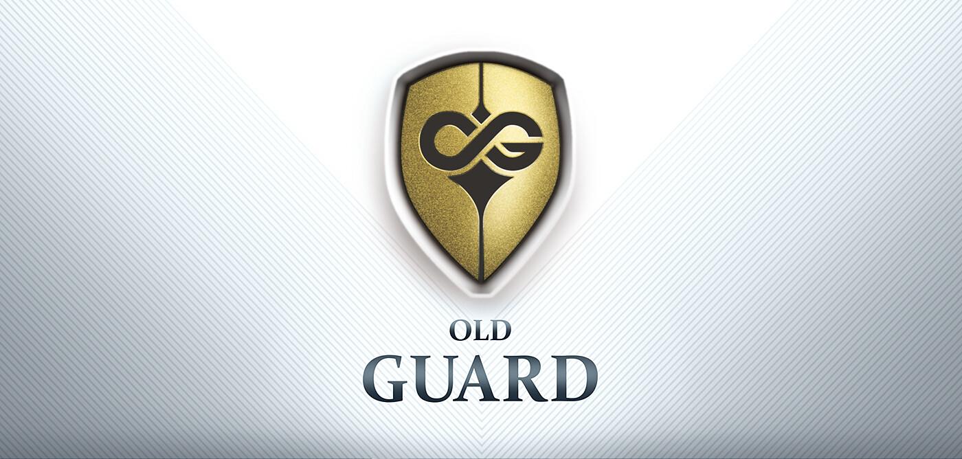 Old Guard - logo banner