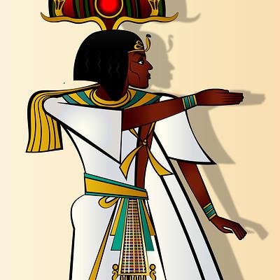 Larry springfield jr pharaoh
